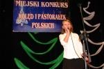 Miejski Konkurs Kolęd i Pastorałek Polskich