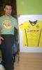 Kolekcja koszulek Artura Leszka, kibica Ruchu