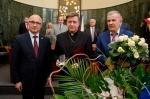 Abp Józef Kupny honorowym obywatelem Chorzowa. Nadzwyczajna Sesja RM