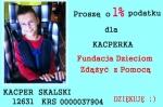 Pomoc dla Kacpra