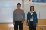 Gimnazjalista Ósemki laureatem  konkursu z chemii