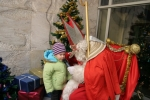 Mikołaj przyjechał bryczką