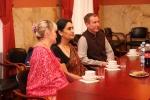 Ambasador Indii z wizytą w Chorzowie