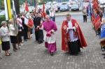 Arcybiskup odprawił mszę za Chorzów