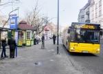 W weekendy mniej autobusów do Bytomia i Katowic