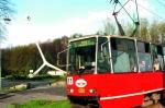 W weekend tramwajowe utrudnienia