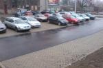 Parking naprzeciw kościoła św. Barbary gotowy