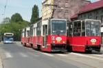 Weekendowe zmiany w ruchu tramwajów