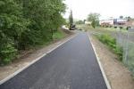 Dzika ścieżka będzie asfaltowa