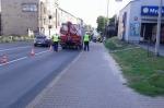 Tragiczny wypadek na Katowickiej