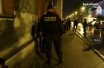 Takich akcji będzie więcej. Kilkudziesięciu policjantów na Cwajce.
