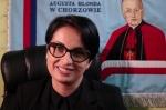 Nowa dyrektor Katolika przywitała się... filmem
