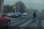 Incydent przy Polnej. Policja ustaliła sprawcę