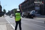 5 kierowców pod wpływem i 9 kolizji. Policjanci podsumowali majówkę