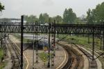Tragedia w Chorzowie Batorym. 20 - latek wszedł pod rozpędzony pociąg