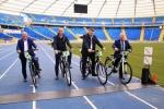 Metropolia przesiada się na rower