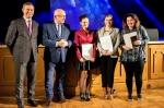 Prezydent nagrodził najzdolnieszą młodzież