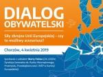 Dialog Obywatelski: Siły zbrojne Unii Europejskiej – czy to możliwy scenariusz?