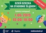 Dzień Dziecka na Stadionie Śląskim. Sportowa sobota